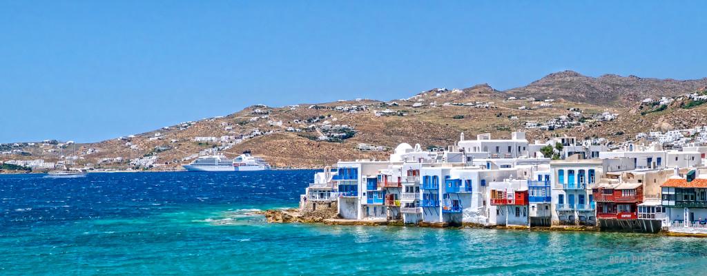Aegean Sea with Seabourn Odyssey