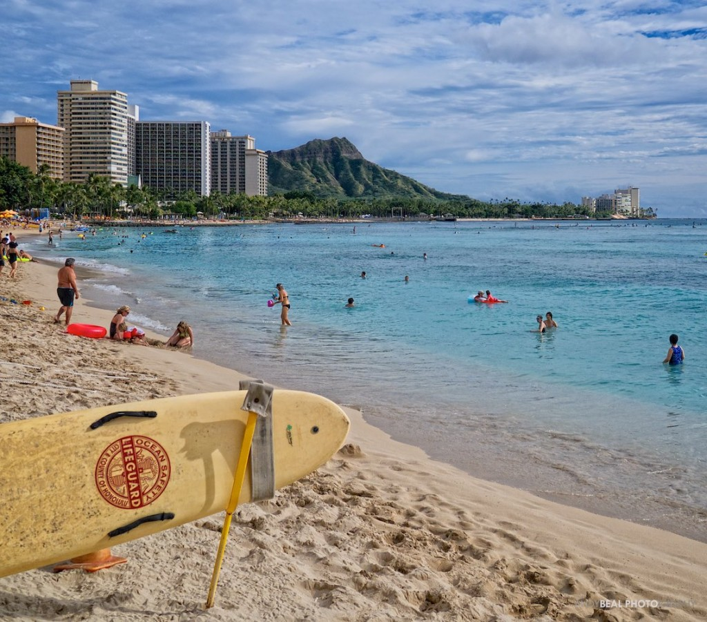 Waikiki Lifeguards
