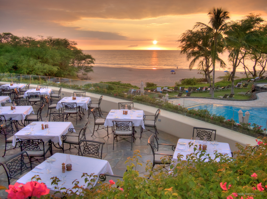 Coast Grille, Hapuna Beach, Big Island